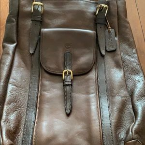 Timberland All Leather Long Purse